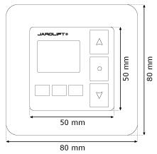 Jarolift Zeitschaltuhr Sevenlogic Comfort Technische Daten