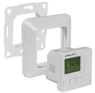 Jarolift Sevenlogic Comfort Uhrmodul Außenrahmen Tragerahmen Lieferumfang