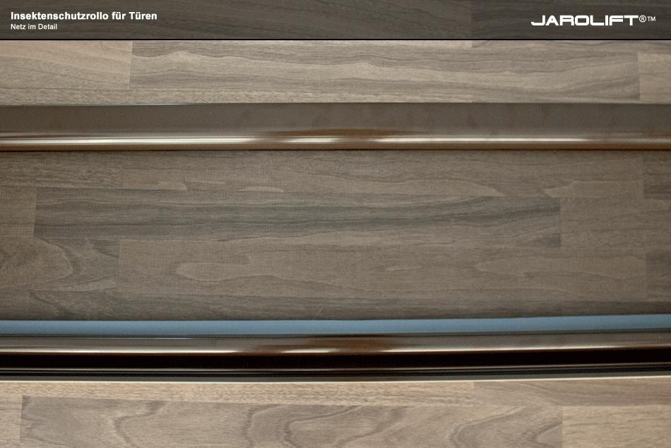 jarolift insektenschutzrollo f r t ren 125 x 220 cm silber. Black Bedroom Furniture Sets. Home Design Ideas