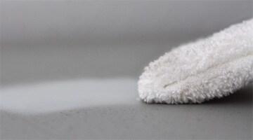 Jalousie- und Heizkörperreiniger Wischen im Detail