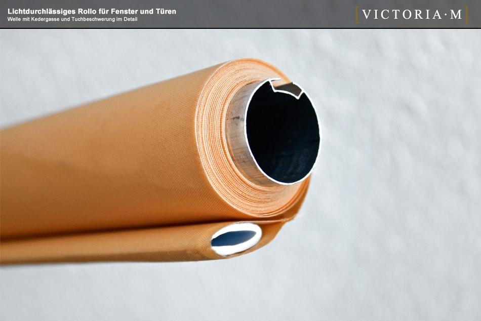 victoria m rollo gr n leicht lichtdurchl ssig seitenzugrollo kettenzugrollo ebay. Black Bedroom Furniture Sets. Home Design Ideas