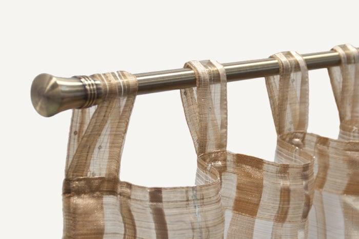 gardinen deko » gardinen halterung ikea - gardinen dekoration ... - Küchengardinen Mit Schlaufen