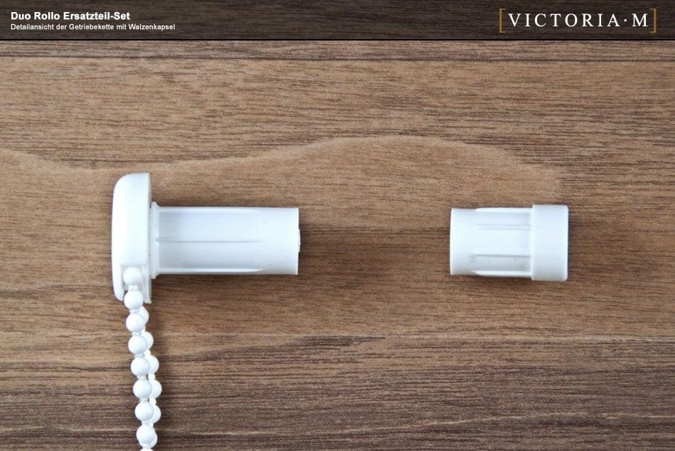 victoria m duo rollo doppelrollo ersatzteil set. Black Bedroom Furniture Sets. Home Design Ideas