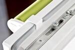 VICTORIA M Mini Standard Rollo für Fenster - Befestigung