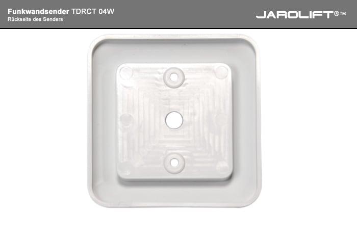 JAROLIFT Funkwandsender - Rückansicht