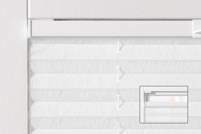 fenster plissee plissees crush stoff faltrollo jalousie rollo auch zum klemmen ebay. Black Bedroom Furniture Sets. Home Design Ideas