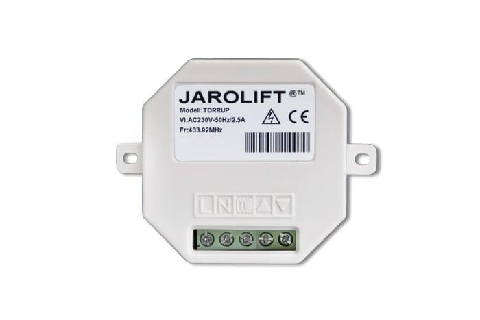 JAROLIFT Funkhandsender - Perspektivische Ansicht
