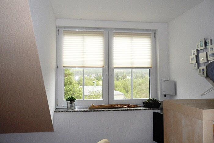 plissee plissees cosiflor vs2 faltstore von victoria m. Black Bedroom Furniture Sets. Home Design Ideas