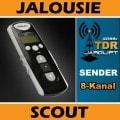 Funkhandsender TDRC Jarolift 8 Kanal Handaster