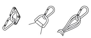 Karabiner Beispiele
