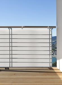 Balkonsichtschutz Balkonbespannung