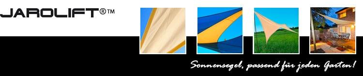 Jarolift Sonnensegel / Sonnenschutzsegel