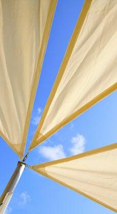 Sonnensegel Stoff Sonnenschutzsegel